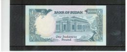 SUDAN - , 1987 , One Sudanese Pound ,  Pick #39  ,  UNC - Sudan