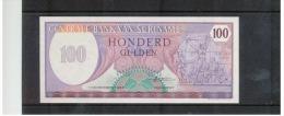 SURINAME - Honderd Gulden ,  Pick #38 - Surinam