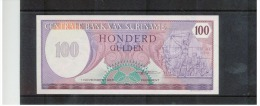 SURINAME - 1985 , Honderd Gulden ,  Pick #38   ,  UNC - Suriname