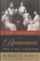 LE The Romanovs - The Final Chapter By Robert K. Massie - Geschiedenis