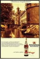 Reklame Werbeanzeige  -  Scharlachberg Meisterbrand  ,  Tradition Verpflichtet  ,  Von 1969 - Alkohol