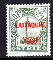 Lattaquye  5  * - Lattaquie (1931-1933)