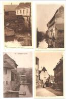 WASSELONNE : 1 LOT  DE 9 CARTES POSTALES - Wasselonne
