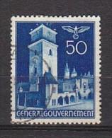 PGL - POLOGNE OCC. ALLEMANDE GOUV. GEN. Yv N°64 - 1939-44: 2ème Guerre Mondiale