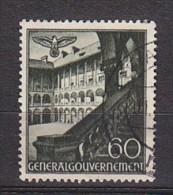 PGL - POLOGNE OCC. ALLEMANDE GOUV. GEN. Yv N°65 - 1939-44: 2ème Guerre Mondiale