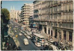 Marseille:  RENAULT 4,16,DAUPHINE & ESTAFETTE,PEUGEOT 204, 403 & 404, CITROËN 2CV, MOPED & SOLEX, AUTOBUS/COACH - France - Passenger Cars