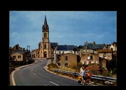 44 - OUDON - église - Oudon