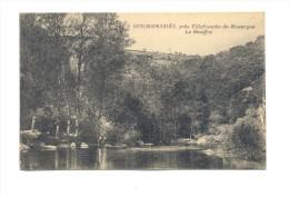 France, Midi Pyrénées, Aveyron 12, Gourgassiès, Près De Villefranche De Rouergue, Le Gouffre - France