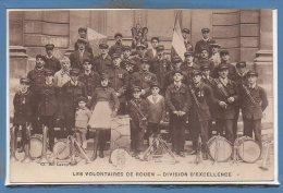 76 - ROUEN --  Les Volontaires  - Division D'Excellence - Rouen