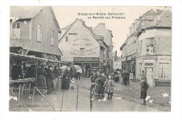 BLANGY Sur BRESLE    Le Marché Aux Poissons   (en L'état) - Blangy-sur-Bresle