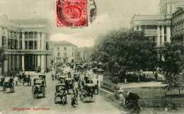 Court House En 1912. - Singapour