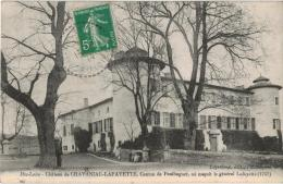 Carte Postale Ancienne De  CHAVANIAC LAFAYETTE - France