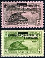 Französisch Äquatorial Afrika  **/MNH - Dschibuti (1977-...)