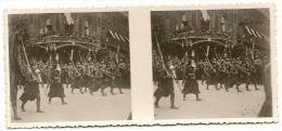 LES ZOUAVES Militaria Défilé De La Victoire (Meiller) - Oorlog 1914-18