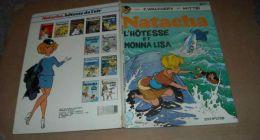 NATACHA L'HOTESSE DE MONA LISA N°7 - Natacha