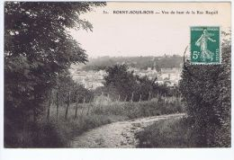 Rosny Sous Bois , Vue Du Haut De La Rue Raspail - Rosny Sous Bois