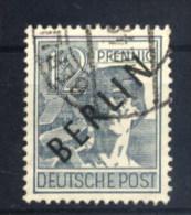 Berlino Usati Di Qualità: N. 5 A - [5] Berlin