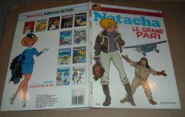 NATACHA LE GRAND PARI N°11 EO 1985 - Natacha