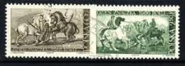 POLAND 1966 MICHEL NO: 1715 - 1716  USED /zx/ - Gebruikt