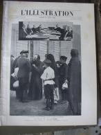 L'ILLUSTRATION N° 3261 NORVEGE/ WILLIAM BOUGUEREAU/ ELECTIONS RUSSES/ SANTOS DUMONT/ COUPE DES PYRENEES  26 AOUT 1905 - Zeitungen