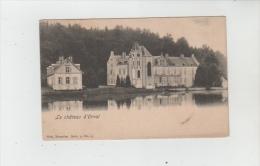 ORVAL Le Château D' Orval - Cartoline
