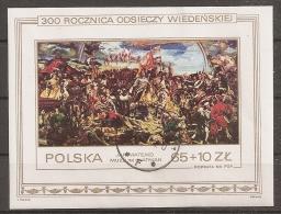 POLONIA 1983 - Yvert #H101 - VFU - 1944-.... República