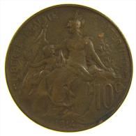 10 CENTIMES DUPUIS - 1914 - Francia