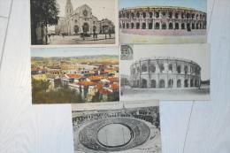 5 CPA Nimes -  MI10 - Cartoline
