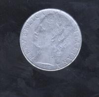 ITALIA  100 LIRA 1957 - Italia