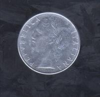 ITALIA  100 LIRA 1978 USADA - Italia