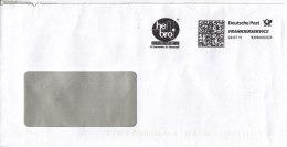 Freistempel / Meter Stamp / EMA , FRANKIERSERVICE, 1D050002D3, Hebro Chemie - BRD