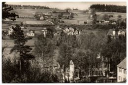 Echtfoto-AK Panorama Von Sohl Im Vogtland - Deutschland