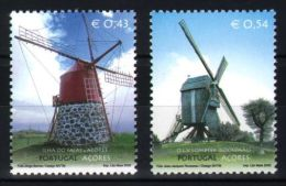 Azores - 2002 Windmills MNH__(TH-11504) - Azores