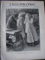 L'ILLUSTRATION N° 3265 SAVORGNAN DE BRAZZA/ MAROC HAREM/ CALABRE/ HONGRIE/ SUEDE NORVEGE  23 Septembre 1905 - L'Illustration