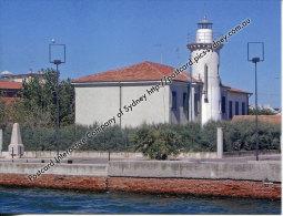 Lighthouse - Phare - Italy - Porto Garibaldi Ferrera - Fari
