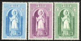 Ireland 1961 - 15th Death Centenary Of St Patrick SG186-188 MNH Cat £6.50 SG2012 - 1949-... Repubblica D'Irlanda