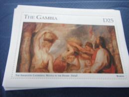 Gambia-Painting-Metropoli Tan Museum Of Art - Musées