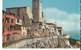 06 Antibes Les Remparts Et Le Chateau Grimaldi - Antibes