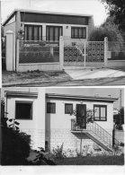 3  PHOTOS  - GOURNAY  1968  -   Maison VAMRIAU Ou VAURIAU -  2 Photos Maison Et 1 Photo Boucherie - Luoghi