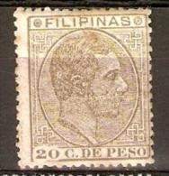 FILIPINAS EDIFIL 65* - Philipines
