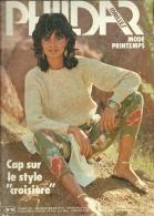Phildar Mailles N° 88, Mode Printemps, Style Croisière, Tricot - Mode