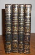 Voyage Du Jeune Anacharsis En Grèce. Par L'Abbé Barthélémy. 4 Volumes. 1838. - Boeken, Tijdschriften, Stripverhalen