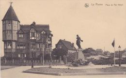 La Panne - Place Du Roi Albert. - De Panne