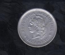 ARGENTINA  1 PESO 1960 USADA - Argentine