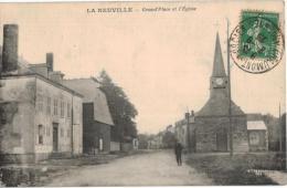 Carte Postale Ancienne De LA NEUVILLE - Frankreich