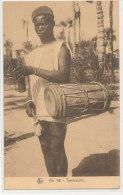 BURKINA FASO )) TAMBOURIN   N° 58 - Burkina Faso