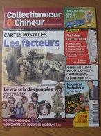 COLLECTIONNEUR & CHINEUR N° 052 - 16 JANVIER 2009 - CARTES POSTALES FACTEURS / FIGURINES PAPYRUS / PIRATES PLAYMOBIL - Brocantes & Collections