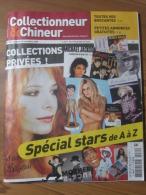 COLLECTIONNEUR & CHINEUR N° 070 - 20 NOV. 2009 - SPECIAL STARS De A à Z - JACKSON / FARMER / MADONNA / BEATLES / ETC... - Brocantes & Collections