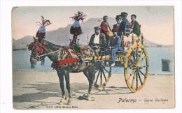 B3257 - Palermo - Carro Siciliano - Palermo