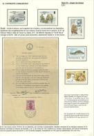 ANTÁRTIDA - EXPLORADORES - SCOTT - DOCUMENTO OFICIAL - 1913 - Polar Explorers & Famous People